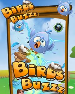 Birds Buzzz 320x240