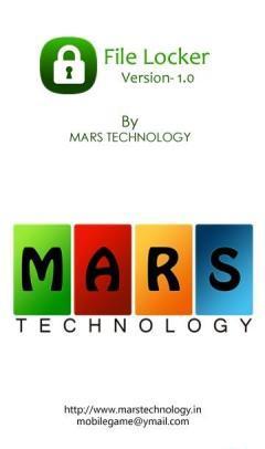 Mars Technology File Locker