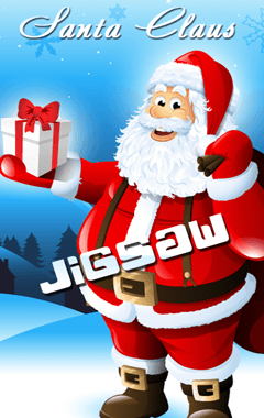 Santa Claus Jigsaw (240x400)