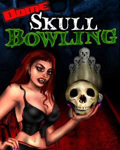 Dome Skull Bowling 240x400