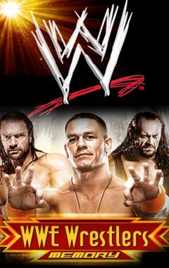 Wwe Wrestlers Memory (240x400)