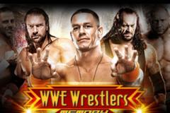 Wwe Wrestlers Memory (320x240)