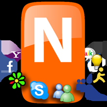 Nimbuzz chat software for java .jar phones