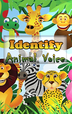 Identify Animal Voice (240x400)