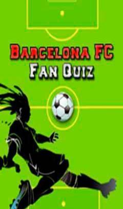 Barcelona FC Fan Quiz (360x640)