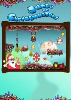 Santa In Christmasland_320x480