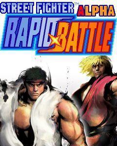 Street Fighter: Alpha Rapid Battle