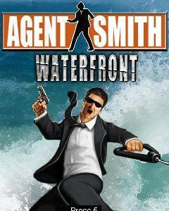 Agent Smith: Waterfront - 360X640