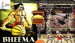 Bheema. The Asura Temple - 240X320