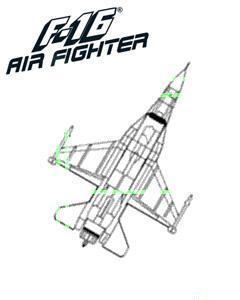 F-16 Air Fighter - 240X320