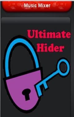 Ultimate Hider