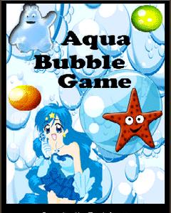 Bubble In Aqua