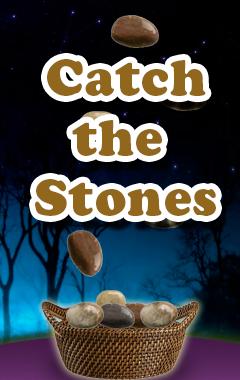 Catch the stone (240x400)