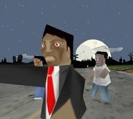 Zombie Massacre 306*640 Fullscreen