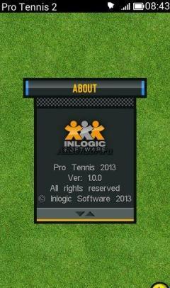 Pro Tennis 2013 v.1.0.0