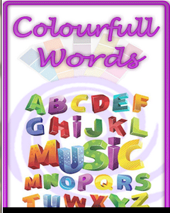 Colourfull Words