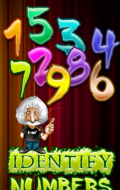 Identify Numbers (240x400)