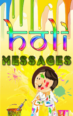 Holi Messages (240x400)
