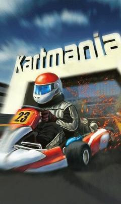 Kartmania 3D multiplayer bluetooth game