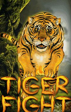 Tiger Fight (240x400)