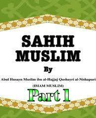 Sahih Muslim part 1
