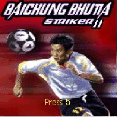 Baichung Bhutia Striker
