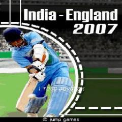 India England 2007