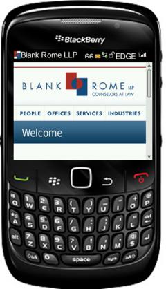 Blank Rome LLP