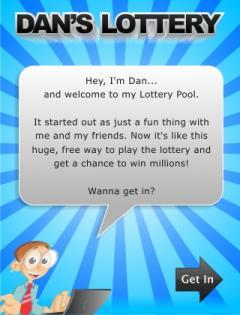 Dans Lottery Pool