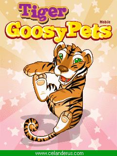 Goosy Pets Tiger