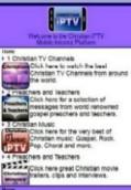 Christian iPTV Mobile Internet Platform