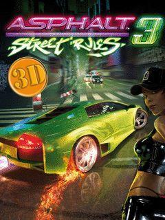 Asphalt: Street Rules 3 3D