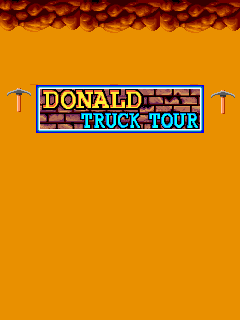 Donald Duck: Truck Tour