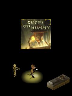 Crypt of Mummy