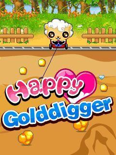 Happy Gold Digger