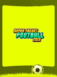 Super Pocket Football 2015