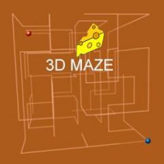 Cheese maze 3D
