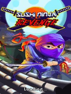 Sushi ninja revenge