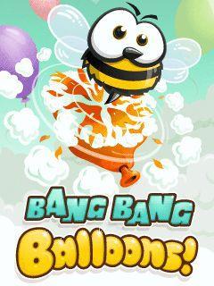 Bang balloons