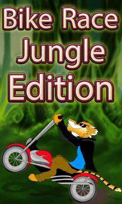 Bike race jungle edition