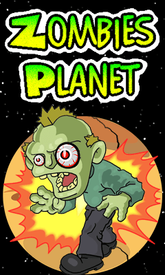 Zombies planet