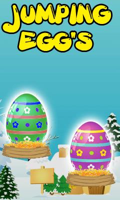Jumping egg's