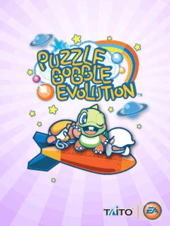 Puzzle: Bobble evolution