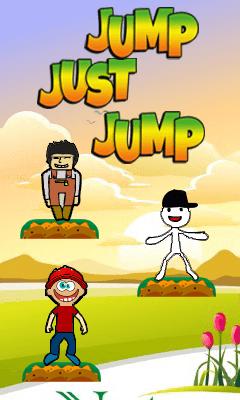 Jump just jump