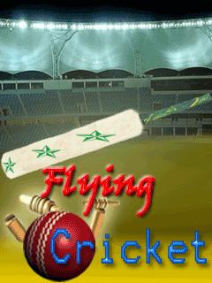 Flying: Cricket