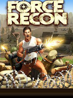 Force recon by Shamrock games