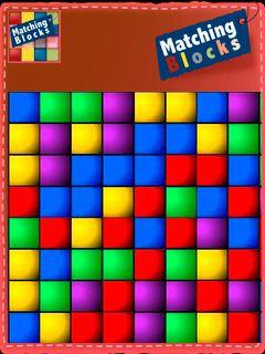 Matching blocks