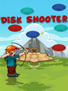 Disk shooter by MoongLabs