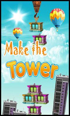 Make the tower
