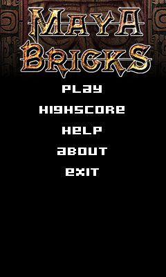 Maya bricks